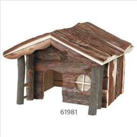 Drvena kućica za glodare