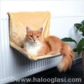 Ležaljka za mace za radijator 48x26x30cm