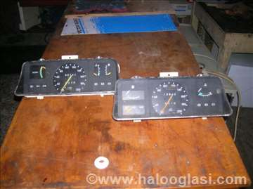Opel instrument table