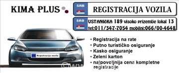 Registracija vozila-besplatan tehnički pregled