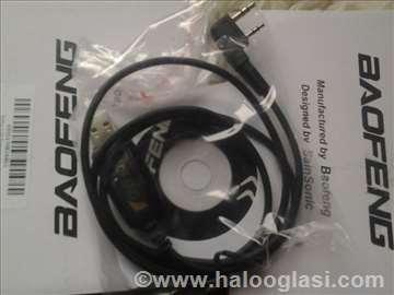 CD i kabl za programiranje radio stanica Baofeng K