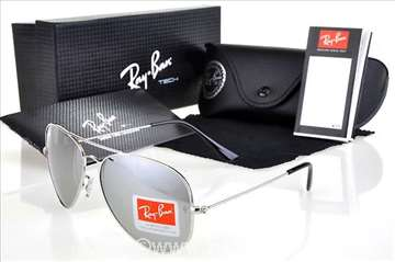 Ray ban Aviator Rimless Mirror