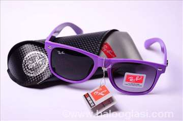 Ray Ban Wayfarer Purple