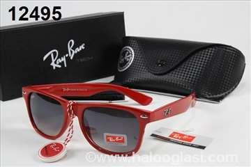 Ray Ban Wayfarer Red