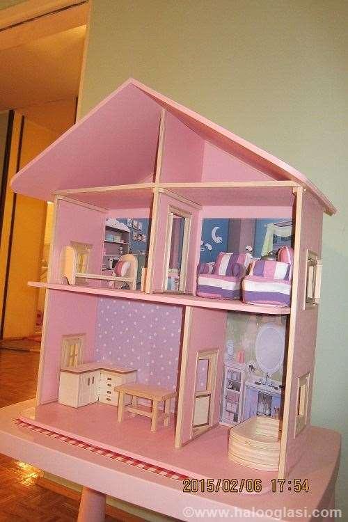 Kućice Za Lutke I Barbike Od Drveta Halo Oglasi