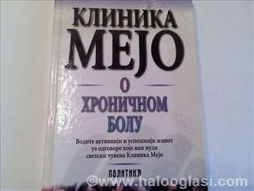 Klinika Mejo poučna knjiga o bolu!