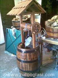 Etno bunar- fontana