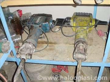 Kompresor/razbijanje betona