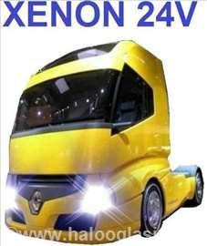AC Xenon setovi H1 i H7 na 24 VOLTA