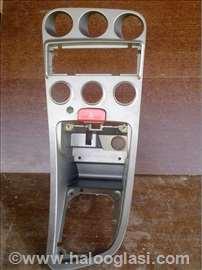Centralna konzola Alfa Romeo 156