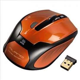 Hama Milano, bežični optički miš, narandžasti