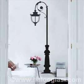 Dekorativna nalepnica lampion II