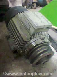 Elektromotori sa reduktorom i bez