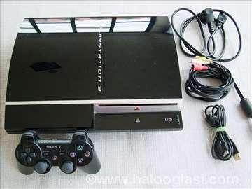 Playstation 3 / čipovan / 80GB / igre po želji