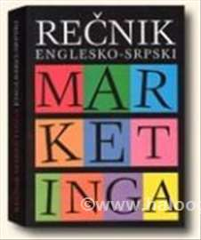 Rečnik marketinga (englesko-srpski)