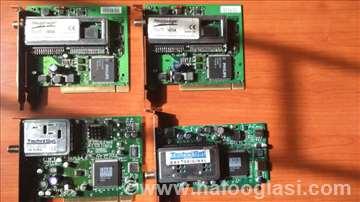 Satelitske kartice za PC