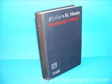 Motivacija i ličnost, Abraham H. Maslov
