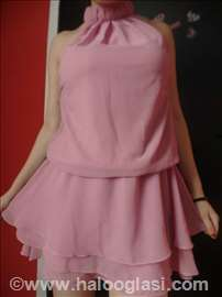 Nova roze haljina!