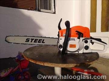 Motorna testera Steel novo 3KS