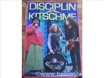 Disciplina kicme - plakat
