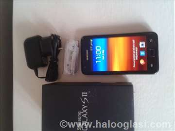 Samsung Galaxy S2 I9100 16GB crni