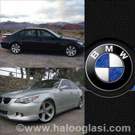 BMW polovni delovi e60,e61