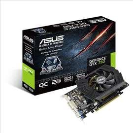 Asus GTX750 PHOC 2GD5 2GB DDR5 128bit
