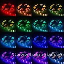 RGB led traka 14.4W/m bez silikona