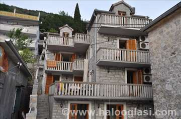 Crna Gora, Lepetani, apartman
