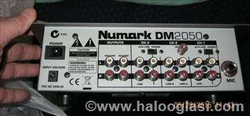 Numark DM-2050