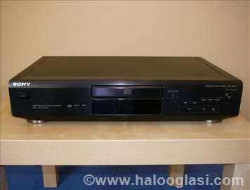 Sony i Pioneer CD playeri