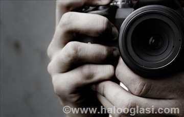 Najpovoljnije snimanje HD kamerom i fotografisanje