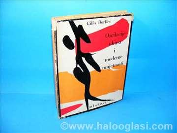 Oscilacije ukusa i moderne umjetnosti Gillo Dorfl