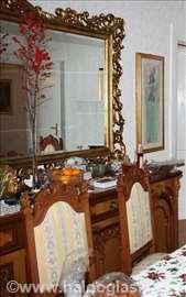 Stilska trpezarija made in Italy