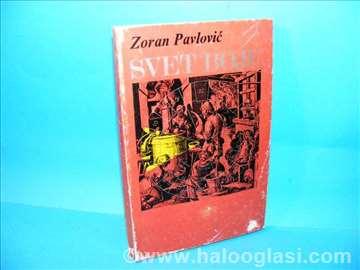 Svet boje Zoran Pavlović