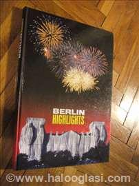 Berlin Highlights, tvrde korice, 190 str