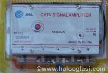 Pojačavač signala 1 na 4 za kablovsku