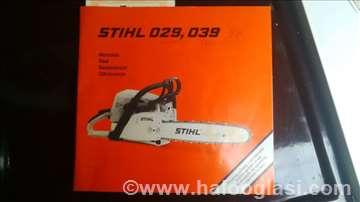 Nova testera za drvo Stihl 039, jeftino!