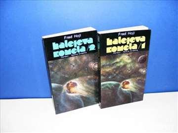 Fred Hojl: Halejeva kometa 1-2
