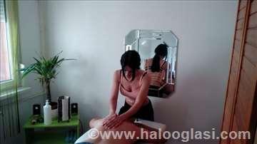 Relax masaža, centar, Durmitorska