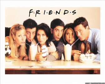 Serija Prijatelji - Friends