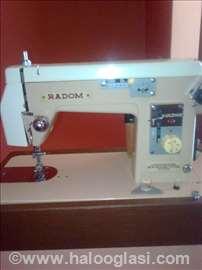 Radom šivaća mašina
