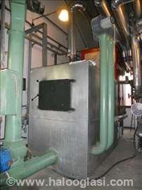 Kotao i plamenik za biomasu 400kW