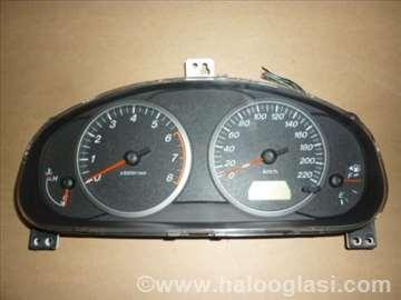 Mazda 2 DY kilometar sat
