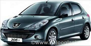 Peugeot 206 CC Hdi Benzin Svetla I Signalizacija