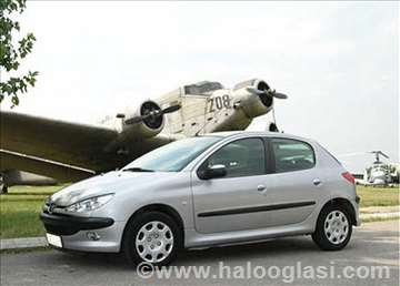 Peugeot 206 Hdi Audio