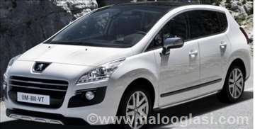 Peugeot 3008 Hdi elektrika i paljenje