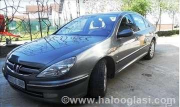 Peugeot 607 Hdi Tuning
