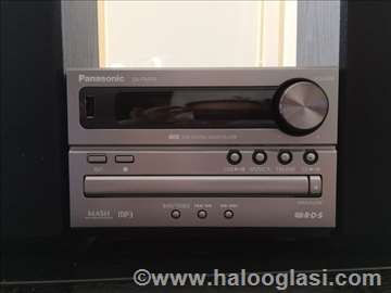 Novi Panasonic cd stereo system