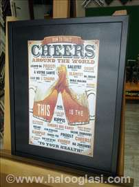 Kako se nazdravlja po svetu 2-veći poster